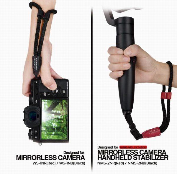GGSFOTO Wrist Strap (NWS-2BB) - Plaza Cameras 4