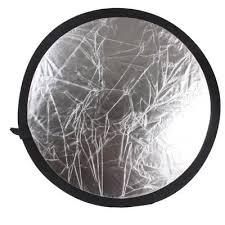 Glanz 2 in 1 reflector (60cm) - Plaza Cameras