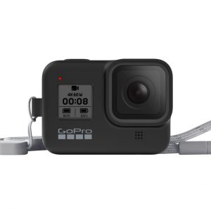 Gopro Sleeve + Lanyard for HERO8 Black - Plaza Cameras
