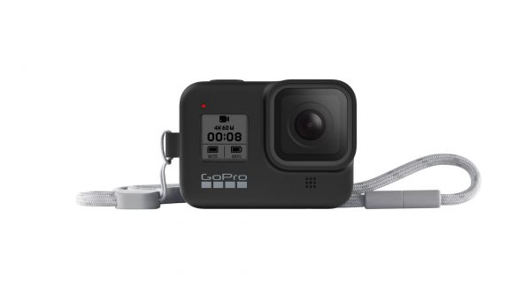 Gopro Sleeve + Lanyard for HERO8 Black - Plaza Cameras
