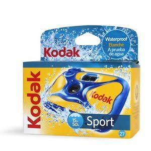 Kodak Waterproof Sport Disposible Camera (27 exposure)