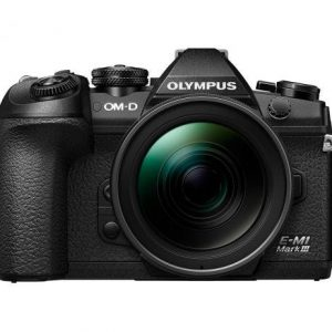 Olympus E-M1iii Body & 12-40mm - Plaza Cameras b
