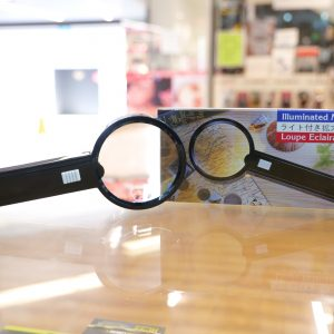 Large Illuminated Magnifiers