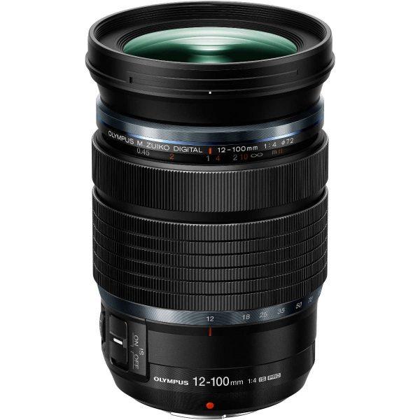 Plaza Cameras - EM1 Mark iii + 12-100 F4