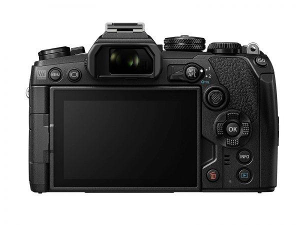 Plaza Cameras - EM1 Mark iii