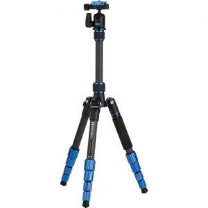 Benro FSL09CN00 Slim Travel Tripod (Carbon Fiber) - Plaza Cameras