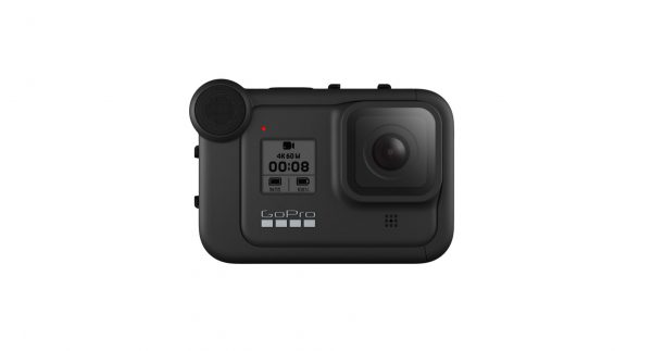 Plaza Cameras - Gopro Media Mod
