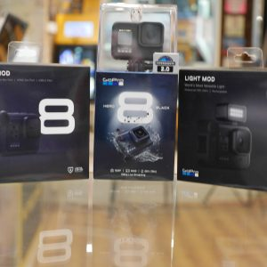 GoPro Hero 8 Media Kit - Plaza Cameras