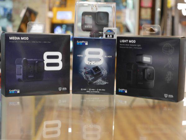 GoPro Hero 8 Media Kit - Plaza Cameras
