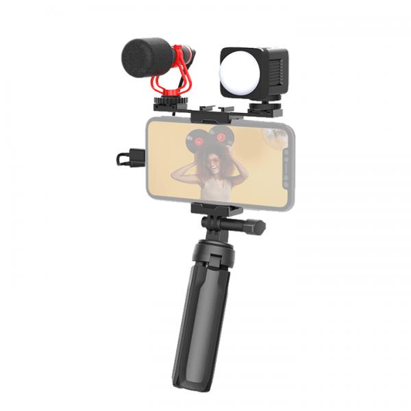 Moza Mirfak Vlogging Kit - Plaza Cameras