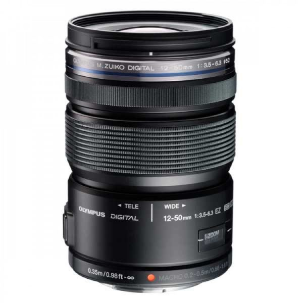 Plaza Cameras, olympus 12-50mm f3.5-6.3
