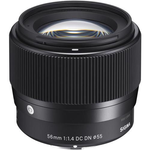 Sigma 56mm f1.4 DC DN - Plaza Cameras