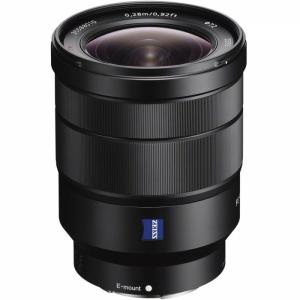 Sony 16-35mm f4, Plaza Cameras