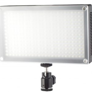 Glanz LED 312AS CONSTANT VIDEO LIGHT - Plaza Cameras