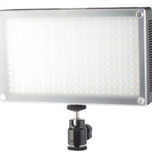 Glanz LED 312AS CONSTANT VIDEO LIGHT - Plaza Cameras