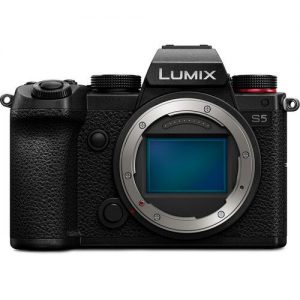 Plaza Cameras - Lumix S5 Front