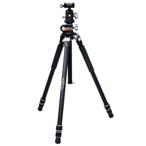 VANGUARD VEO 3+ 263AB PRO TRIPOD WITH BALL HEAD & MONOPOD - Plaza Cameras
