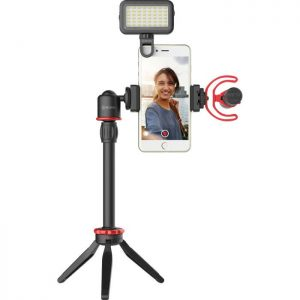 BOYA BY-VG350 Vlogging Kit - Plaza Cameras