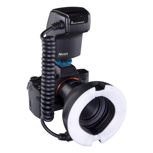 Nissin MF18 Macro Ring Flash - Plaza Cameras