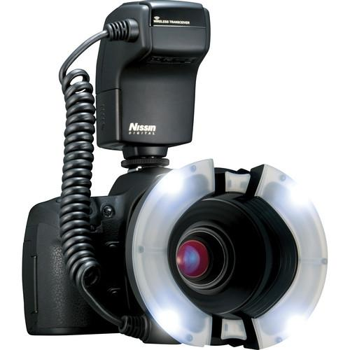 Nissin MF18 Macro Ring Flash - Plaza Cameras