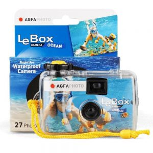 AGFA Photo Le Box Waterproof Disposable Camera - Plaza Cameras