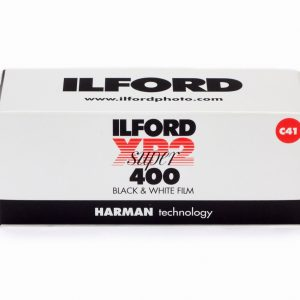 Ilford XP2 Super 400 120 Film - Plaza Cameras