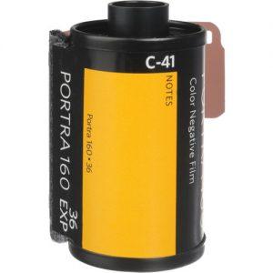Kodak Portra 160 Film (35mm, 36 Exposures) 1