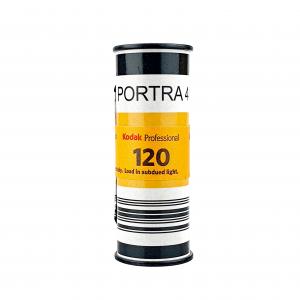 Kodak Portra 400 120 Film - Plaza Cameras