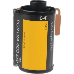 Kodak Portra 400 Film (35mm, 36exp) - Plaza Cameras