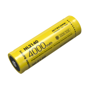 Nitecore NL2140 Battery - Plaza Cameras