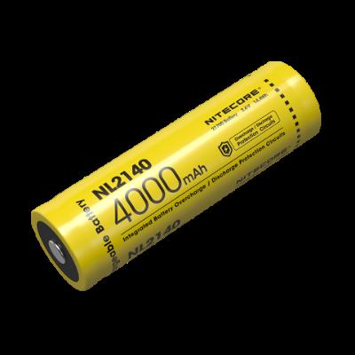 Nitecore NL2140 Battery - Plaza Cameras
