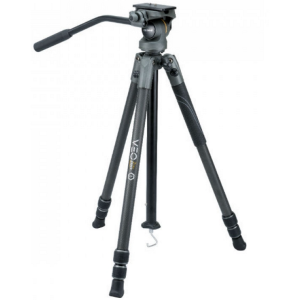 Vanguard 2Pro 233CV Carbon Fibre Tripod with Video Pan Head - Plaza Cameras