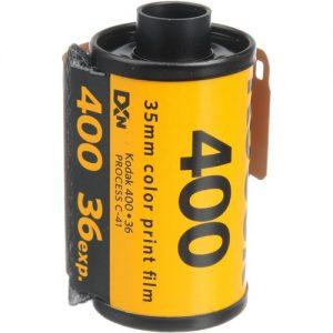 Kodak Ultramax 400 iso 36ex - Plaza Cameras