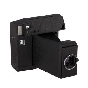 LOMO INSTANT SQUARE SINGLE BLACK - Plaza Cameras