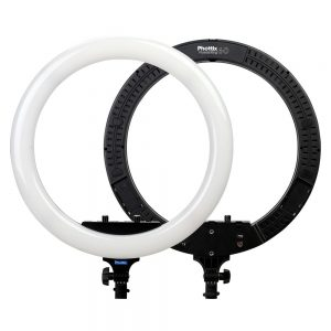 Phottix Nuada Ring 60 LED Video Light - Plaza Cameras
