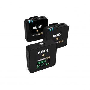 Plaza Cameras, Rode Wireless Go II