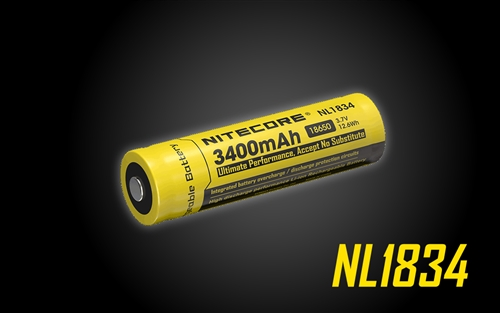 BAT-18650-3400-NITE-NL189-2T - Plaza Cameras