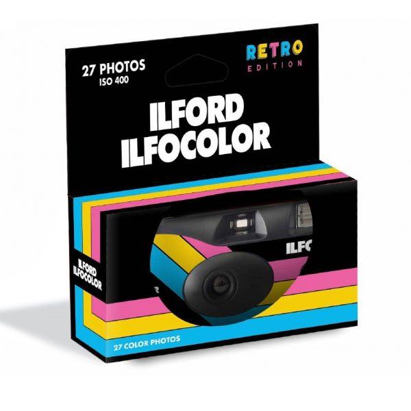 Ilfocolor 27 Exposure - Plaza Cameras
