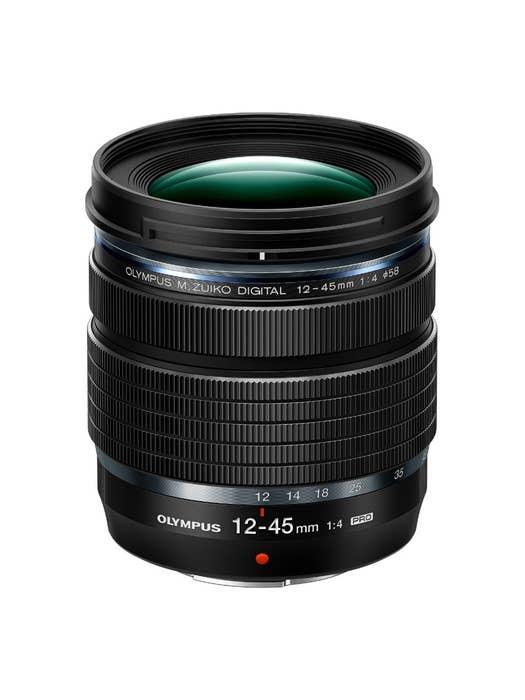 Olympus 12-45mm f4, Plaza Cameras