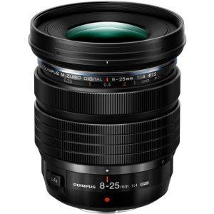Olympus M.Zuiko Digital ED 8-25mm f4 PRO Lens - Plaza Cameras