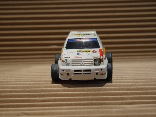 Nikon Pajero A-20 Model Toy Promo from Approx 1990