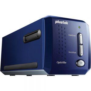 PLUSTEK OPTICFILM 8100 SCANNER - Plaza Cameras