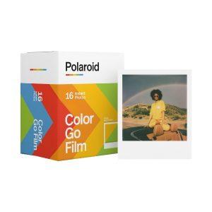 Polaroid Go Colour Film Double Pack (16 photos) - Plaza Cameras