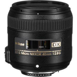 Nikkor AF-S DX Micro 40mm f2.8G Lens - Plaza Cameras
