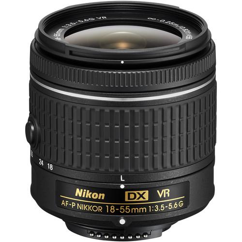 Nikon 18-55 AF-P VR