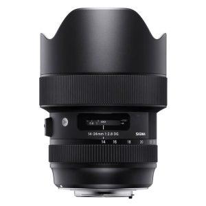 Sigma 14-24mm F2.8 Canon EF - Plaza Cameras